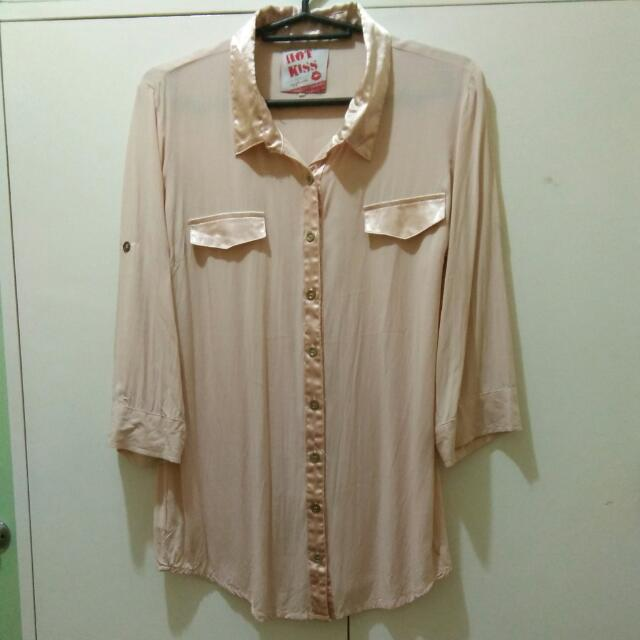 Button-up Sleeves