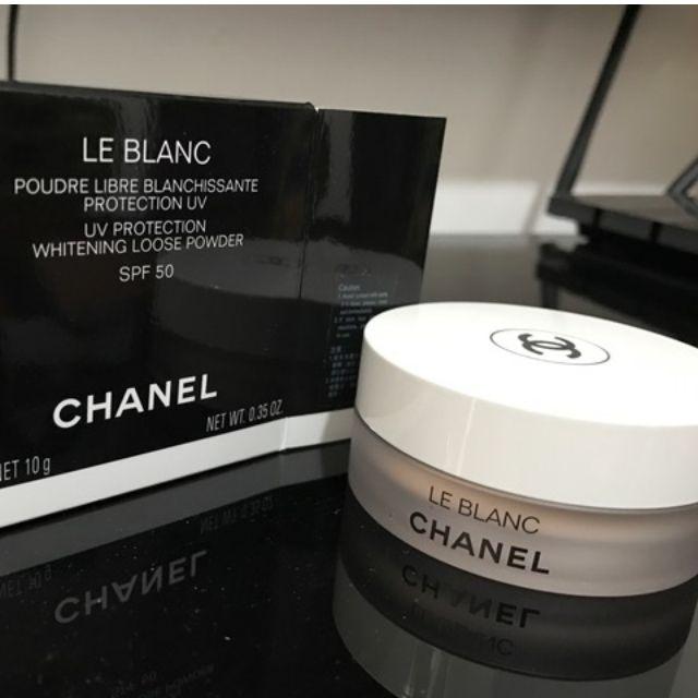 bbaf63618e CHANEL - Le Blanc 珍珠光采防曬蜜粉SPF 50/ PA+++