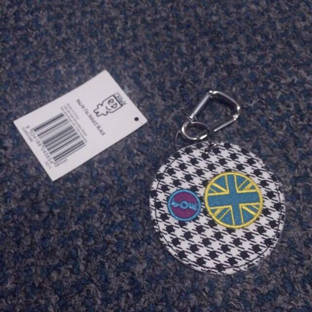 Circular Bag Tag - BRAND NEW