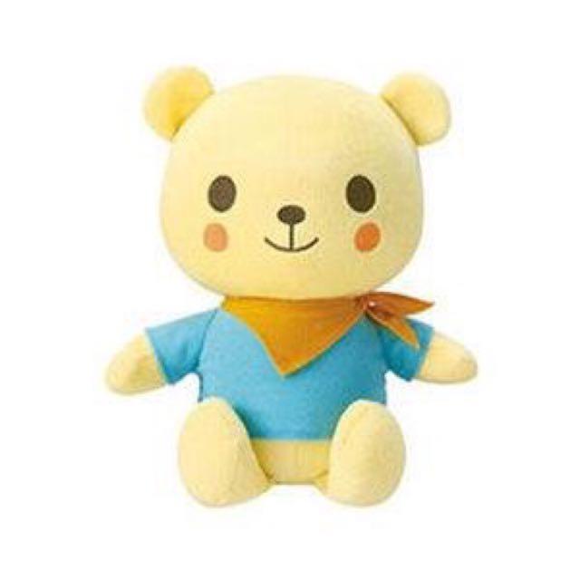 Combi 互動 音樂 安撫熊熊好朋友 全新