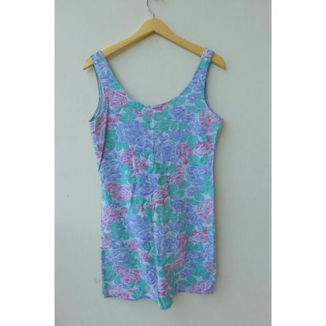 Cotton On Flowers Dress