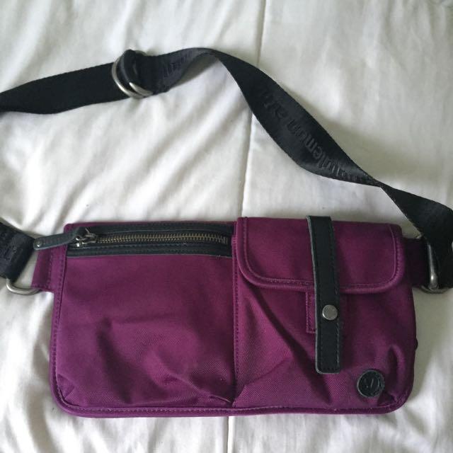 Dark Purple Lululemon™ Travel Bag