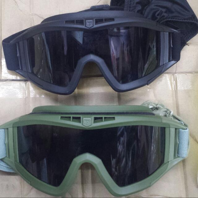 DESERT locust Goggles