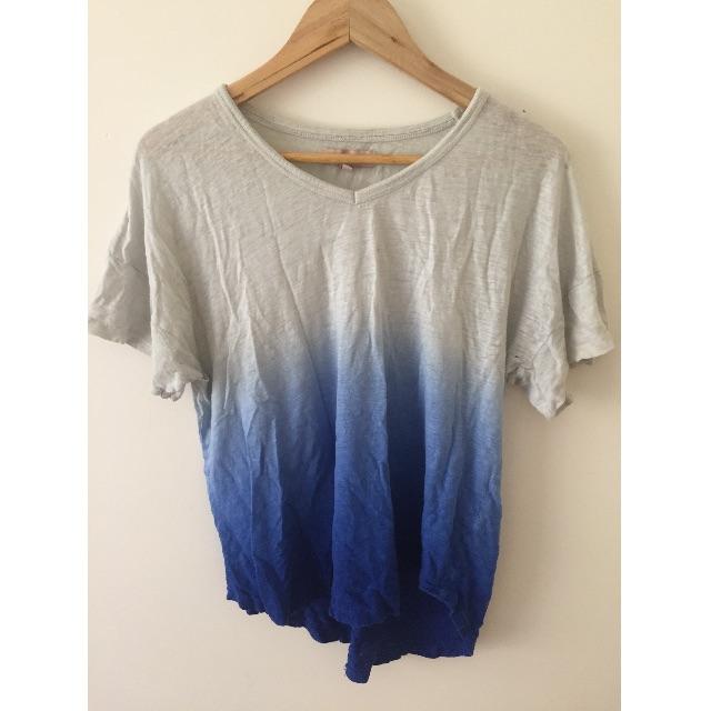 Dianna Ferrari Ombre t-shirt - M