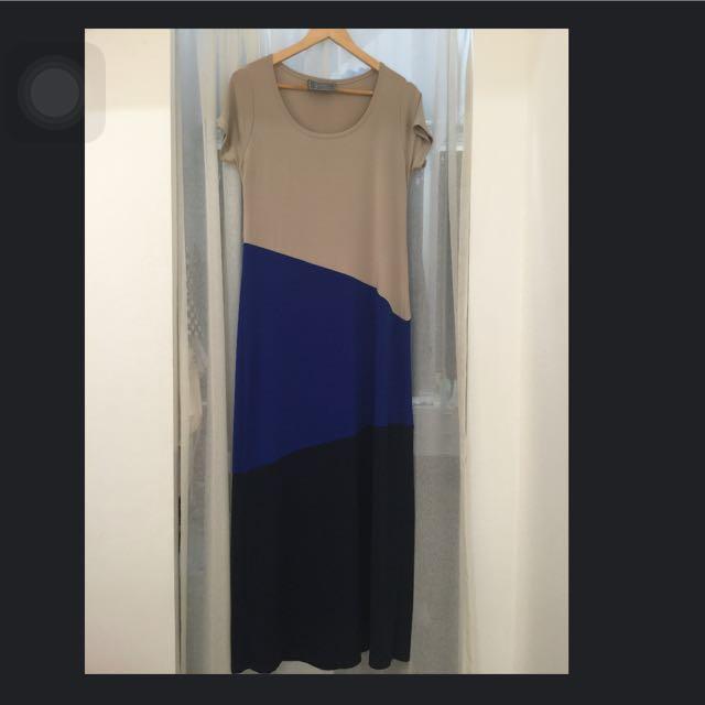 Ensemble Long Dress