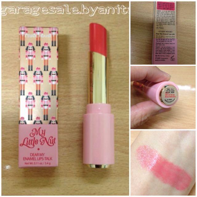 Etude Lipstick