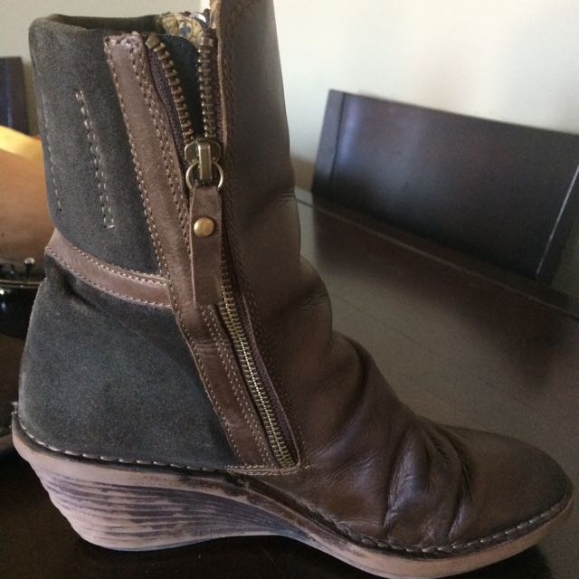 Fly London Boots Size 10