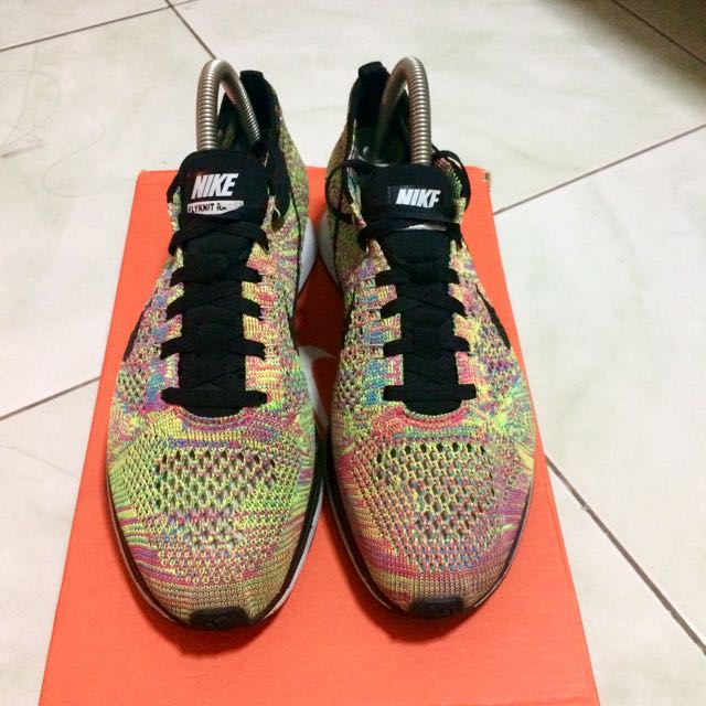 Flyknit Racer Multicolor Version 1