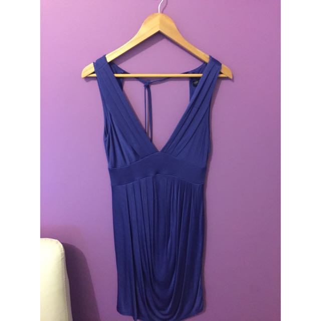 Forevernew Blue Dress Size 12