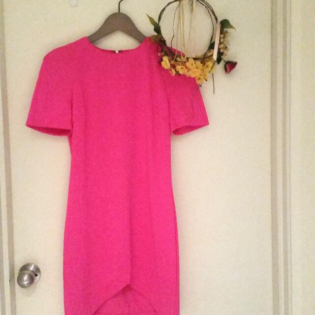 Fuchsia Milk&Gala Dress (6)
