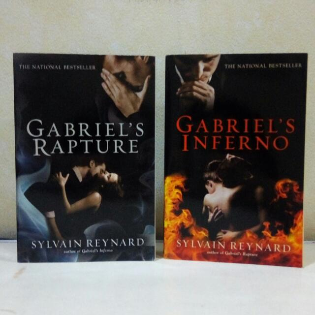 Gabriels Inferno And Gabriels Rapture
