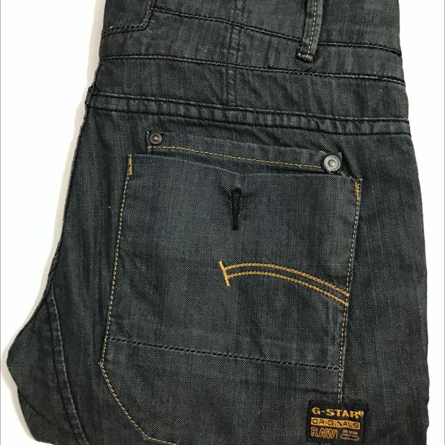 G-Star Skinny Jeans, Size 28