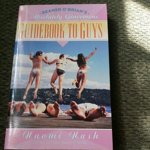 Guidebook To Guys