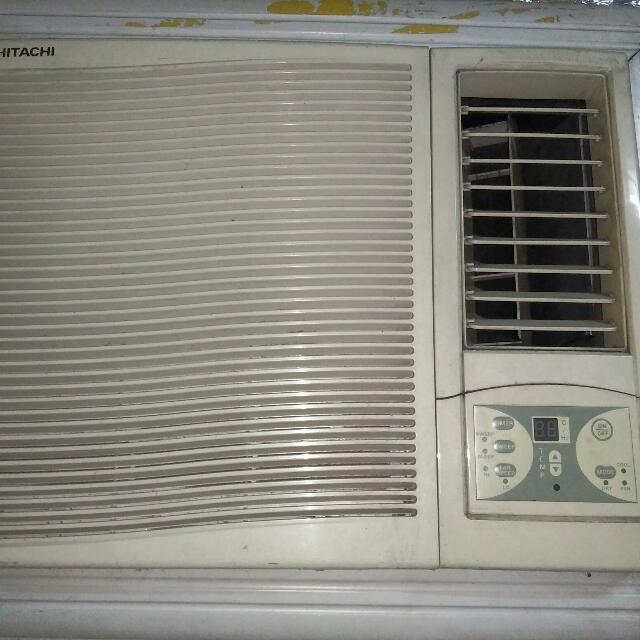 Hitachi AC .8 Hp