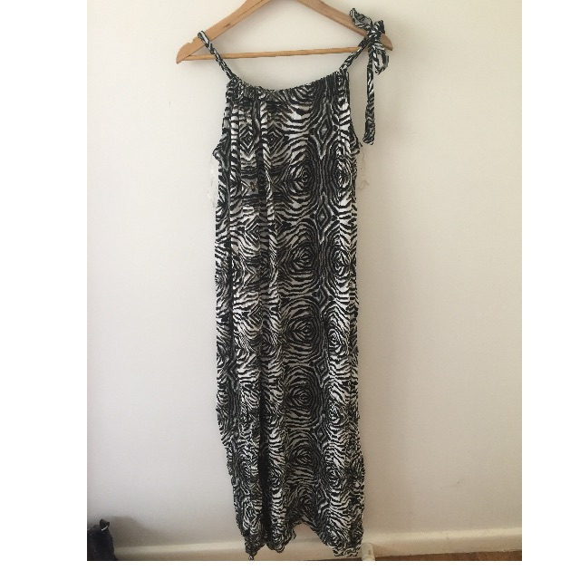 ICE Patterned dress - M