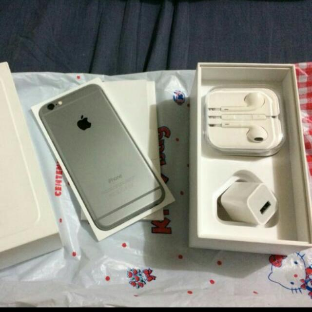 iPhone 6 16gb Factory Unlock RUSH!