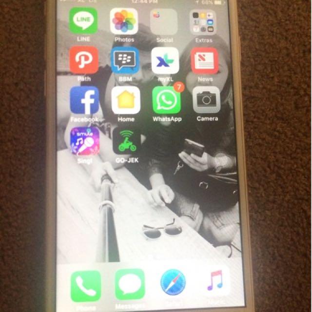 Iphone 6 16gb (Gold)