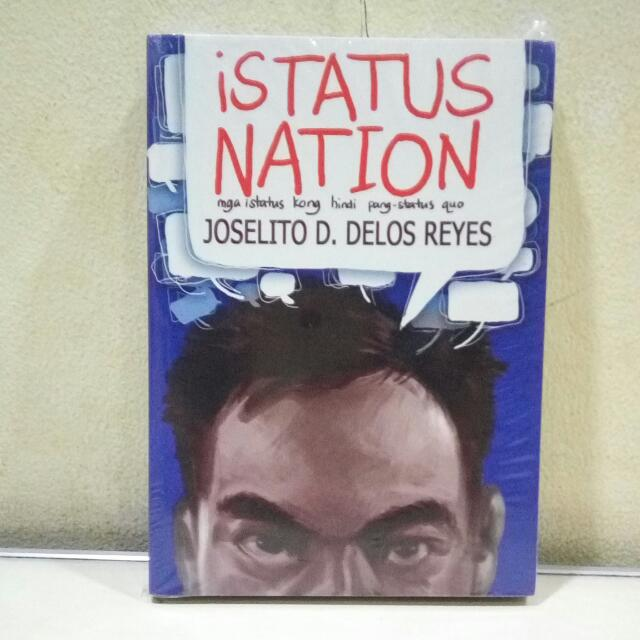Istatus Nation By Joselito Reyes