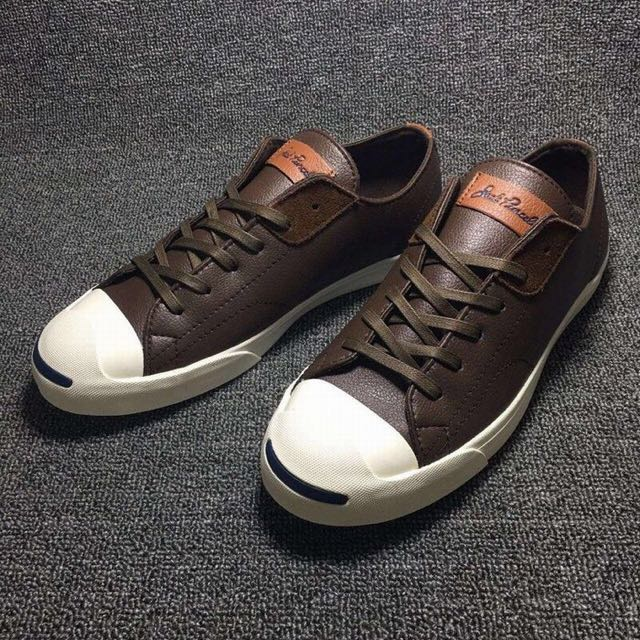 16a781029d944d Jack Purcell  LIMITED EDITION  Converse All Star Brown Leather ...