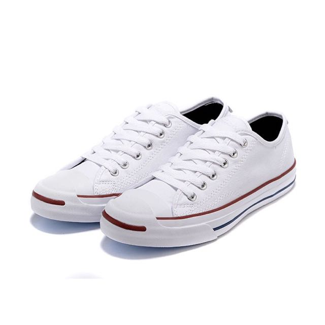 57e2bcbef566 Jack Purcell  LIMITED EDITION  Converse All Star White Classic Low ...
