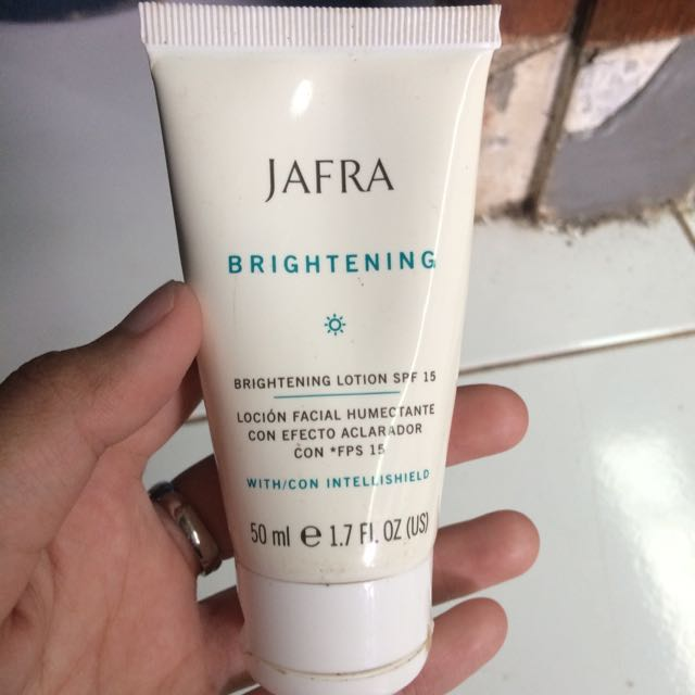 Jafra Brightening Day Lotion / Day Cream