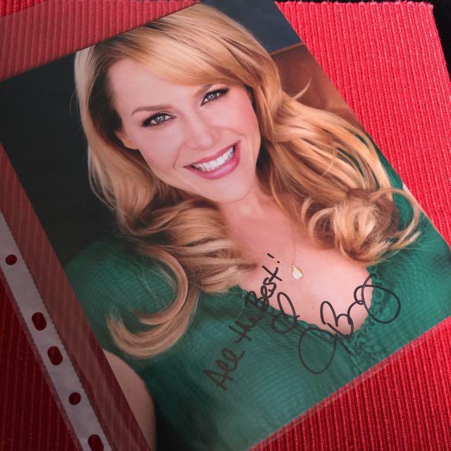 Julie Benz 8X10 Autograph Headshot