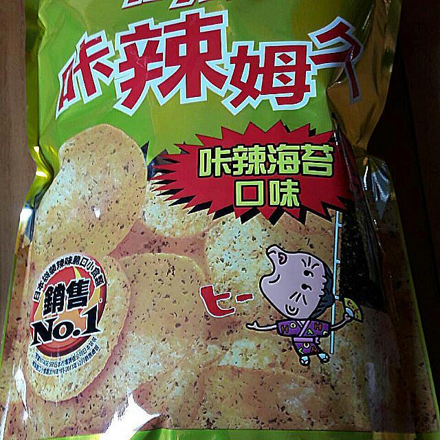 Koikeya Karamucho Potato Chips 500g, Food & Drinks, Packaged