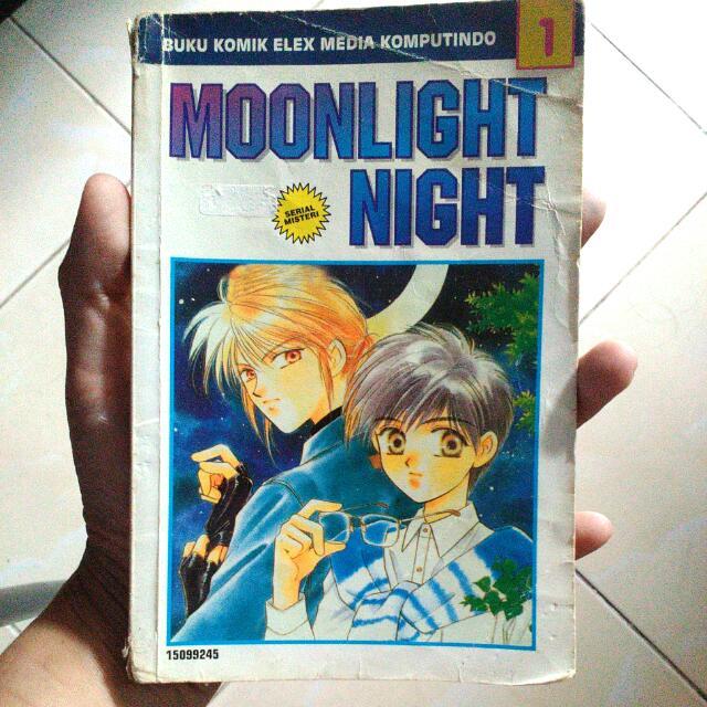 Komik Moonlight Night Edisi 1