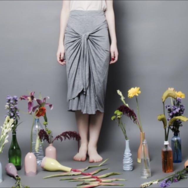 Laranjha skirt by Noki