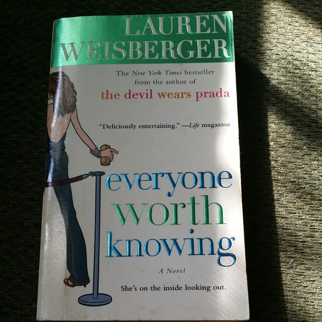 Laura Weisberger Book