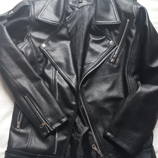 Leather Jacket (Synthetic)