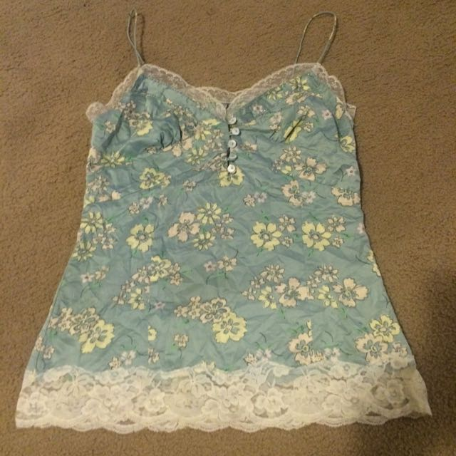 Lingerie Style Top Just Jeans