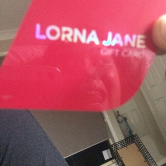Lorna Jane Gift Card