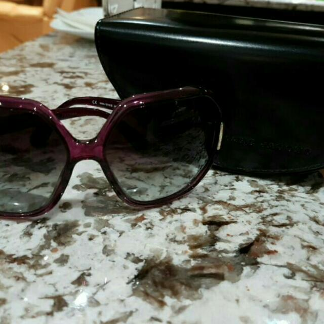 Marc Jacob's Sunglasses