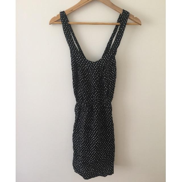 Maxim Spotty Dress - M