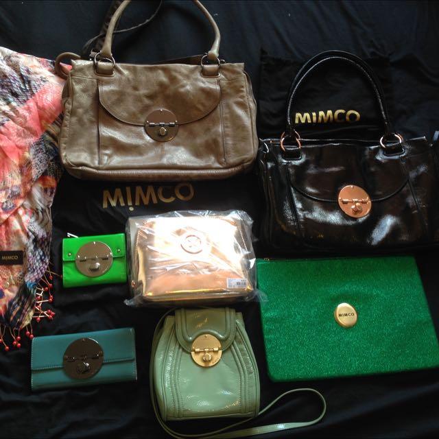 Mimco Items