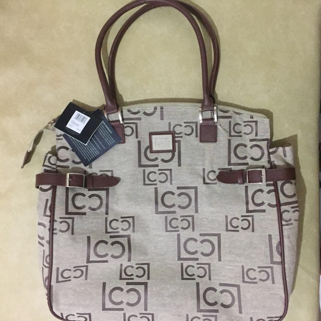 New Authentic Liz Claiborne Travel Bag