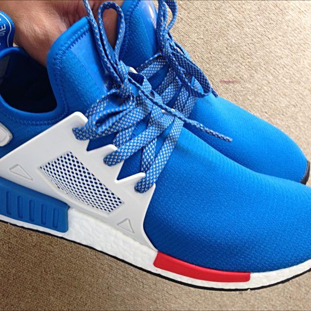 906ff4dad511 NMD XR1 Adidas Blue Bird