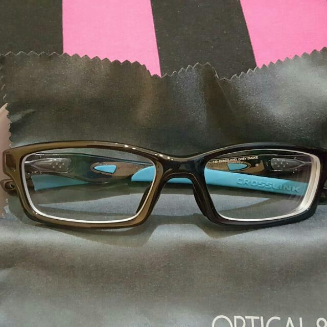 363a31e6ec Oakley Crosslink Prescription Frames