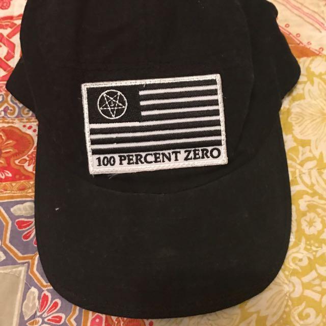 One Hundred Percent Zero Hat