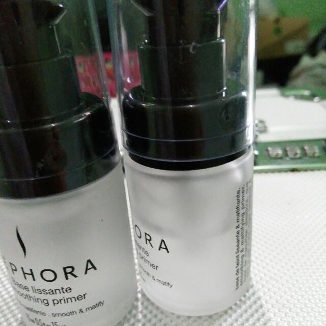 Original Sephora Base Smoothing Primer