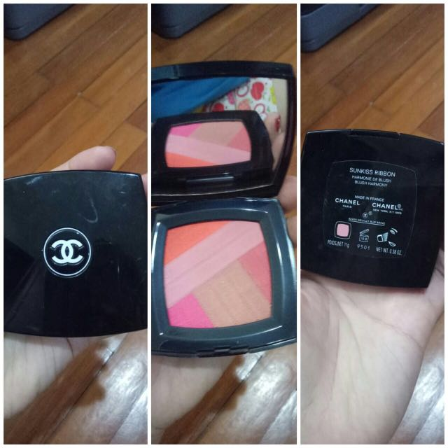 Preloved 90% Chanel Blush Limited