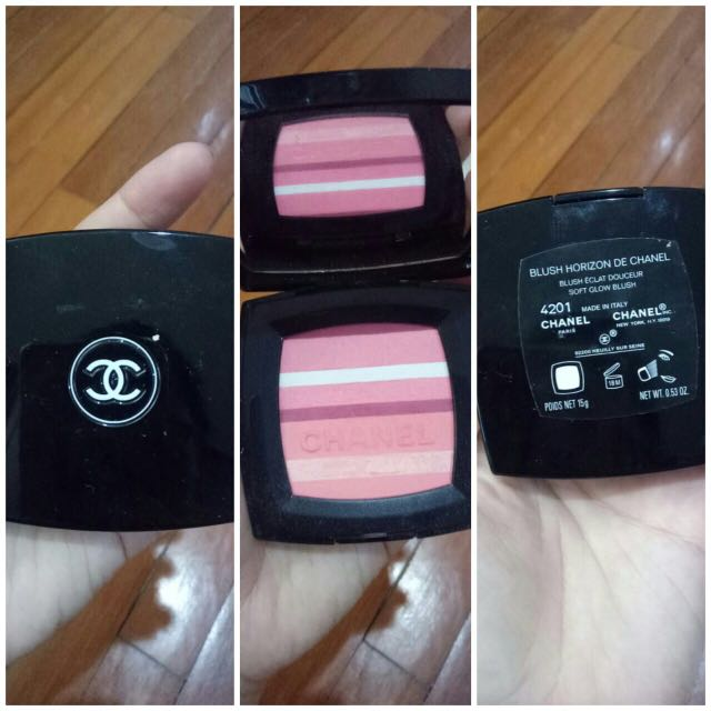 Preloved Chanel Limited Blush 90%