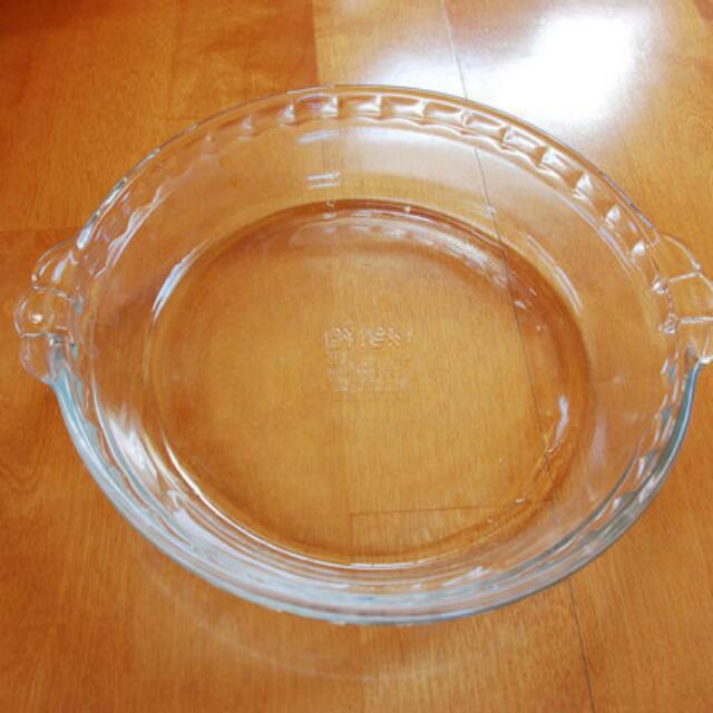 PYREX 康寧餐具 百麗系列 (美製) 微波爐/烤箱適用/透明強化耐熱玻璃烤盤 開店好器 歡迎新竹市面交