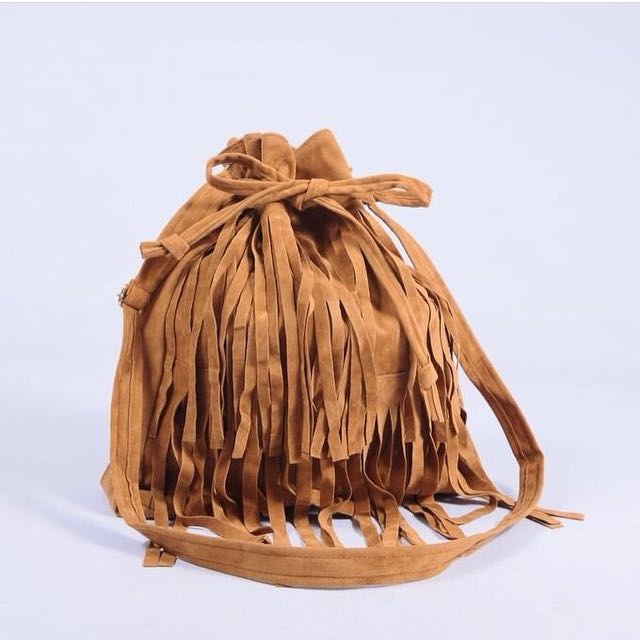 Serut Fringe Bag
