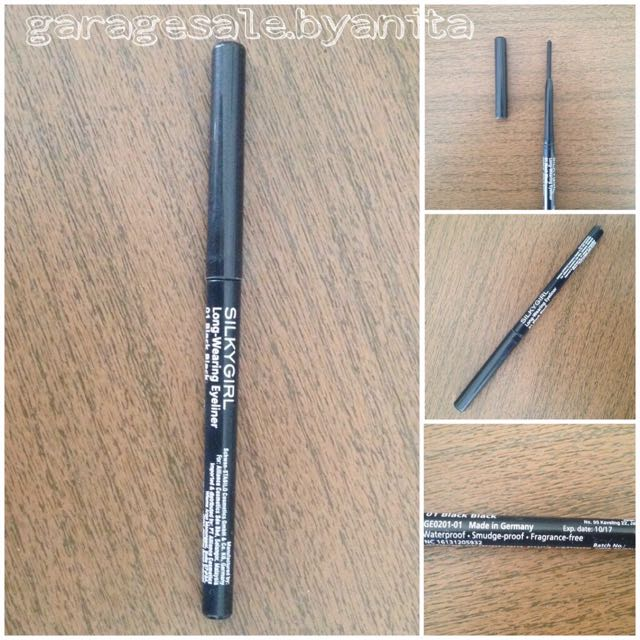 Silky Girl Eyeliner Pencil