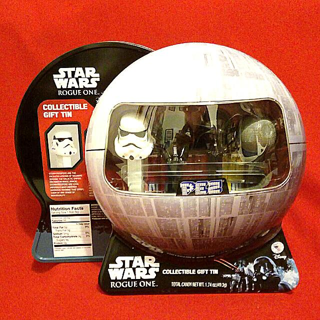 Star Wars Rogue One Tin Pez