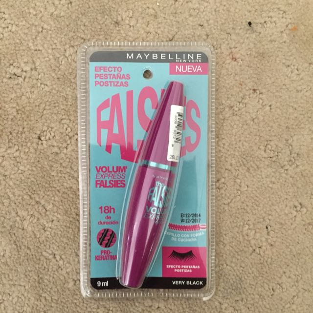 The Falsies By Maybelline