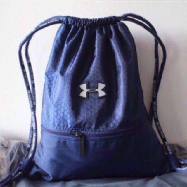 3d167aa23d04 Under Armour drawstring Bag (free mailing)  Summer40