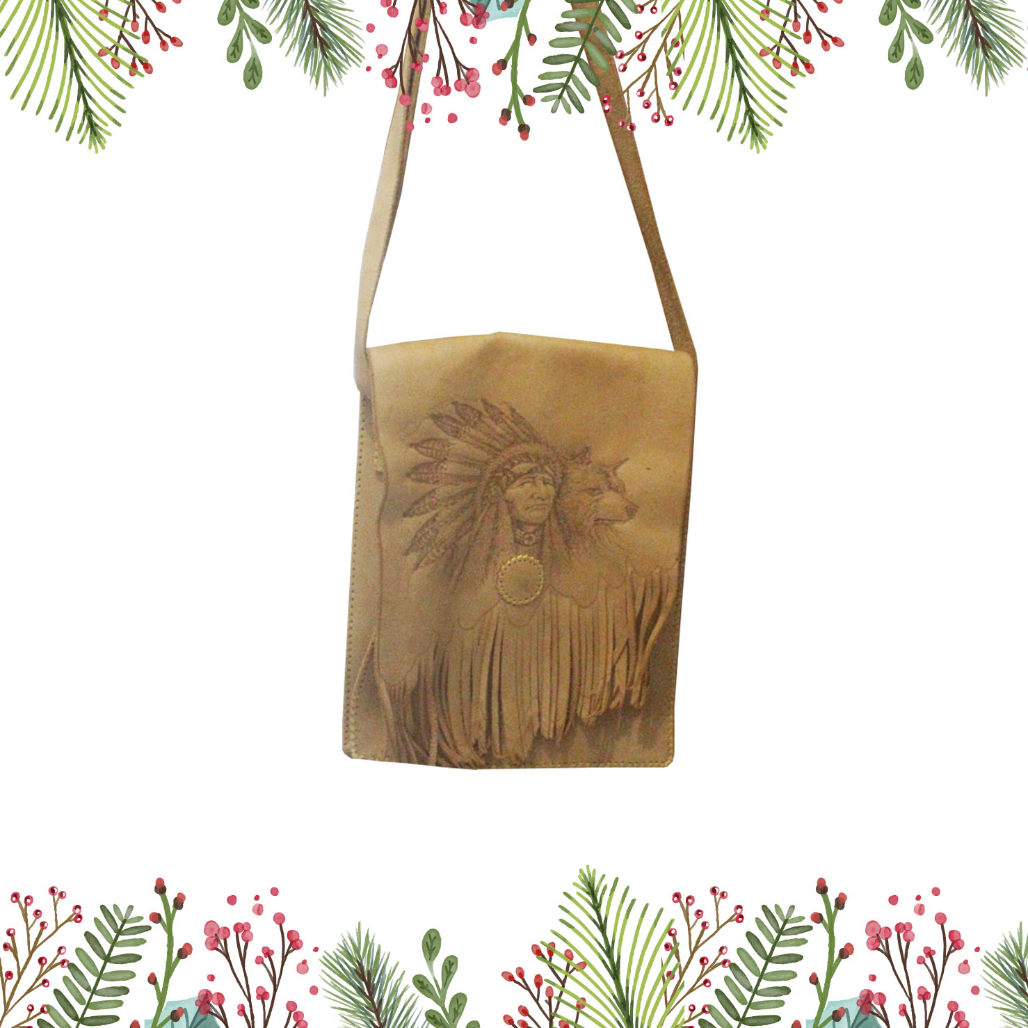 Vintage Indian Bag